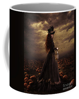 The Pumpkin Patch Coffee Mug