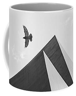The Pyramids Of Love And Tranquility Coffee Mug