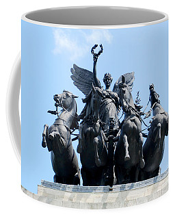 The Quadriga Coffee Mug