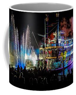 The Mark Twain Disneyland Steamboat  Coffee Mug