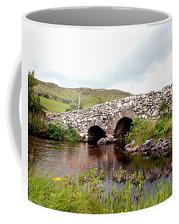 Coffee Mug featuring the photograph The Quiet Man Bridge by Charlie and Norma Brock