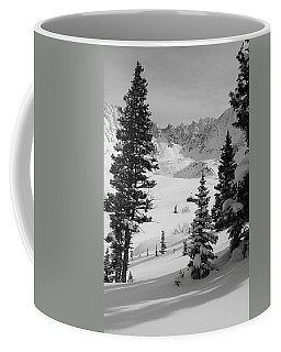 The Quiet Season Coffee Mug by Eric Glaser