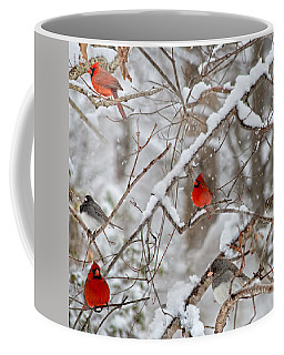 The Quiet Within The Forest Coffee Mug