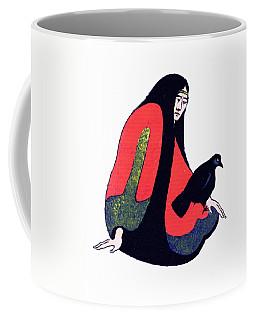 The Raven Ap/2 Coffee Mug