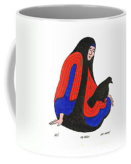 The Raven From Artist Proof 1 Coffee Mug