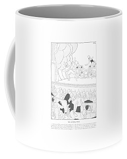 The Reading Public   . . . And Now The Prince Coffee Mug