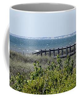 Coffee Mug featuring the photograph The Real Gulf Coast by Debra Forand