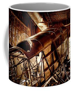 The Red Barn Of The Boeing Company II Coffee Mug