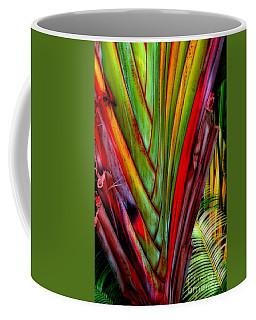 The Red Jungle Coffee Mug