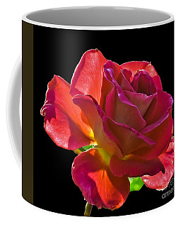 The Red One Coffee Mug by Robert Bales