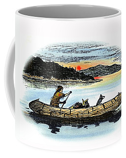 The Red Paint People Coffee Mug