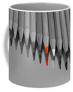 The Red Pencil Coffee Mug
