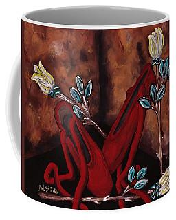 The Red Shoes Coffee Mug