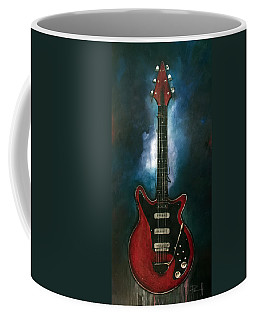 The Red Special Coffee Mug