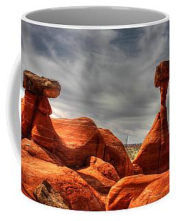 The Red Toadstool Hoo-doo Coffee Mug