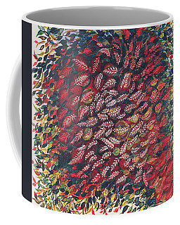 The Red Tree Coffee Mug