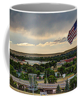 The Red White And Blue Coffee Mug