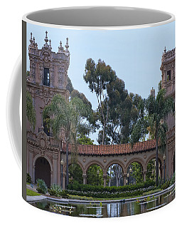 The Reflection Pool Coffee Mug