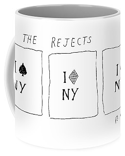 The Rejects Coffee Mug