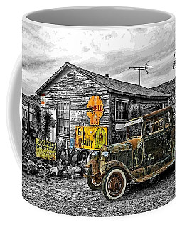 The Resting Place Coffee Mug