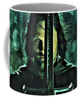 The Return Of The King Coffee Mug