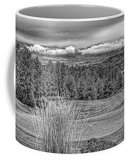Coffee Mug featuring the photograph The Ridge 18th by Ron White