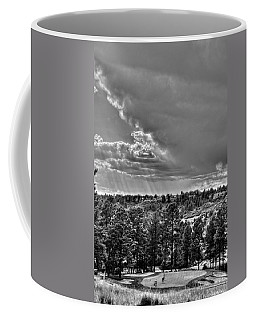 Coffee Mug featuring the photograph The Ridge Golf Course by Ron White