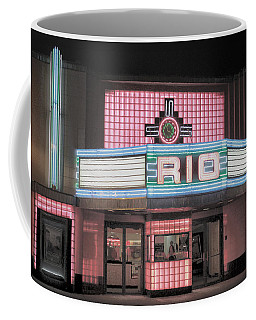 The Rio At Night Coffee Mug