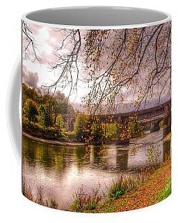 The Riverside At Avenham Park Coffee Mug