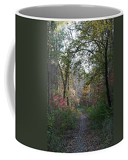 The Road Ahead No.2 Coffee Mug
