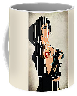 The Rocky Horror Picture Show - Dr. Frank-n-furter Coffee Mug