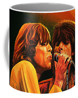 The Rolling Stones Coffee Mug