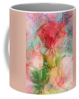 The Romance Of Roses Coffee Mug
