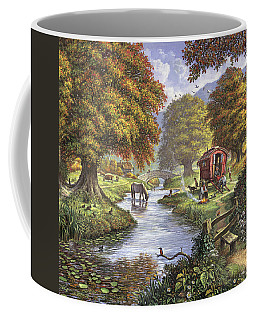 The Romany Camp Coffee Mug