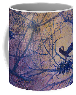 The Rookery Revisited Coffee Mug