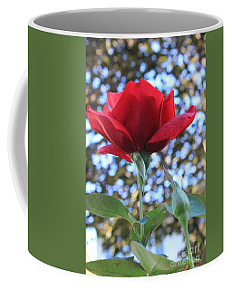 The Rose And Bud Coffee Mug