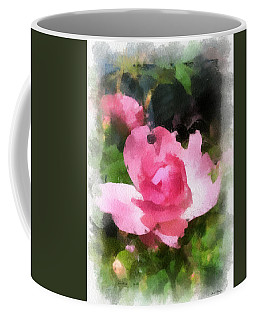 Coffee Mug featuring the photograph The Rose by Kerri Farley