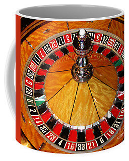 The Roulette Wheel Coffee Mug