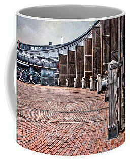The Roundhouse Coffee Mug