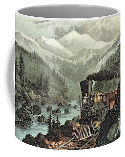 The Route To California Coffee Mug