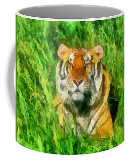 The Royal Bengal Tiger Coffee Mug
