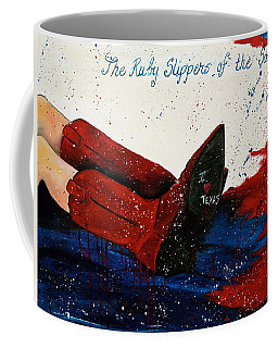 The Ruby Slippers Of The South Coffee Mug