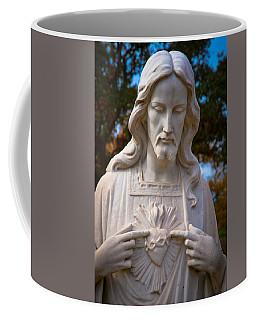 The Sacred Heart Coffee Mug