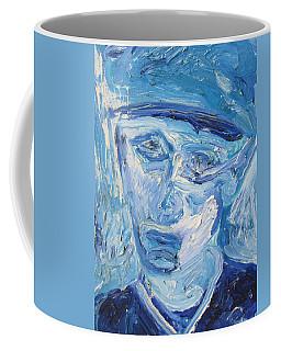 The Sad Man Coffee Mug