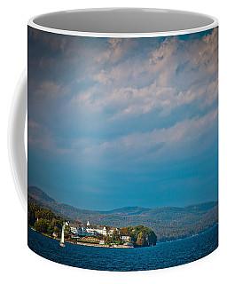 The Sagamore Hotel On Beautiful Lake George Coffee Mug