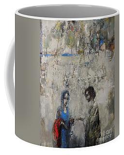 The Samaritan Woman At The Well Coffee Mug