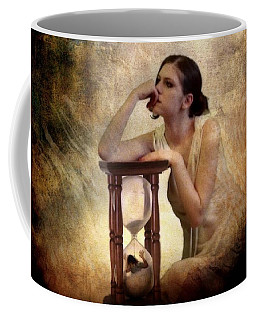 The Sandglass Coffee Mug