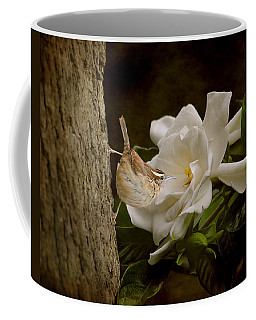 The Scent Of The Gardenia Coffee Mug