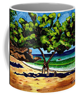 The Sea-grape Tree Coffee Mug