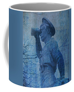 The Seaman In Blue Coffee Mug